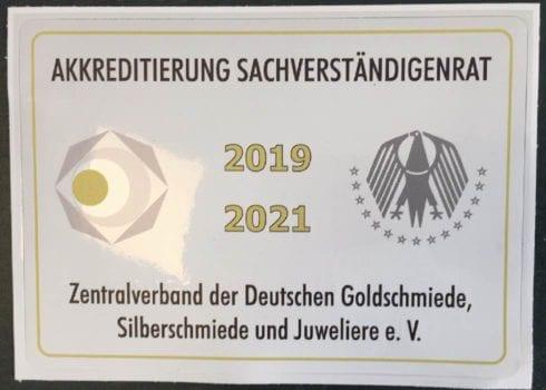 Goldankauf Hamburg Akkreditierung